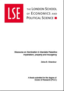 Cover page for thesis in latex research