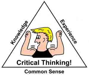 Critical thinking hku
